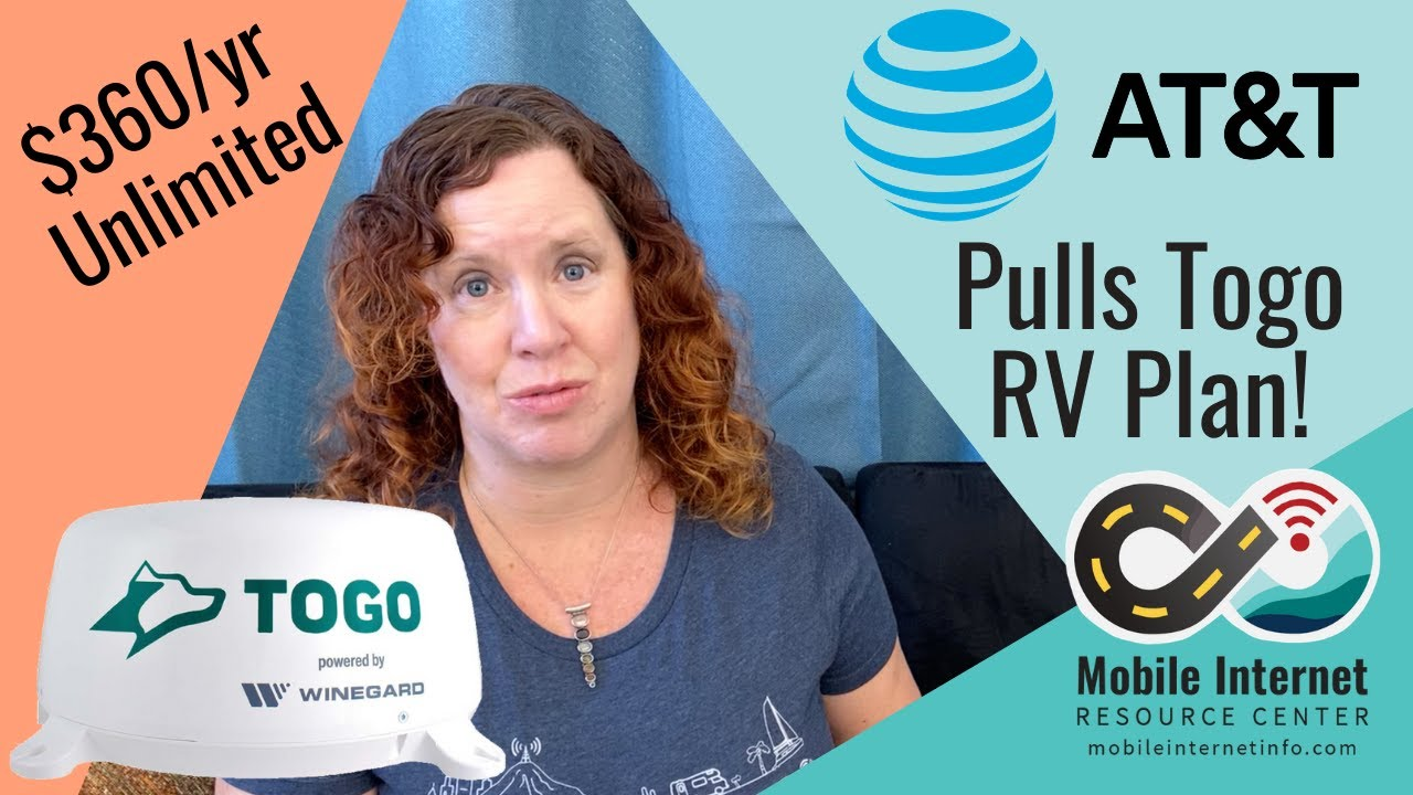 Download AT&T Pulling $360/year RV Unlimited Adventure Plan for Togo Roadlink & Airstream