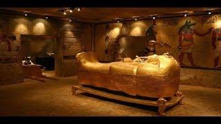 مصر القديمة  كنز الفرعون لصوص الفراعنة .