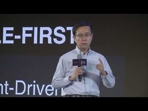 CEO Daniel Zhang: Alibaba is an Economy unto Itself
