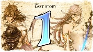 The Last Story Walkthrough Part 1 (Wii) English - No Commentary