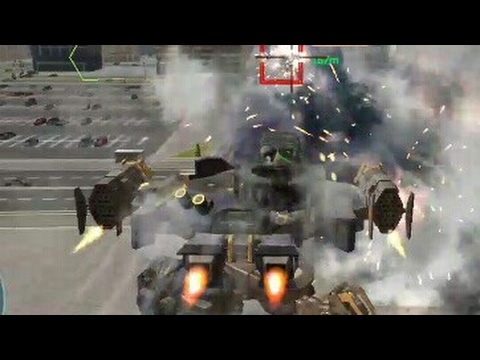 War Robots - LANCELOT VS RHINO - BATTLE OF GODS
