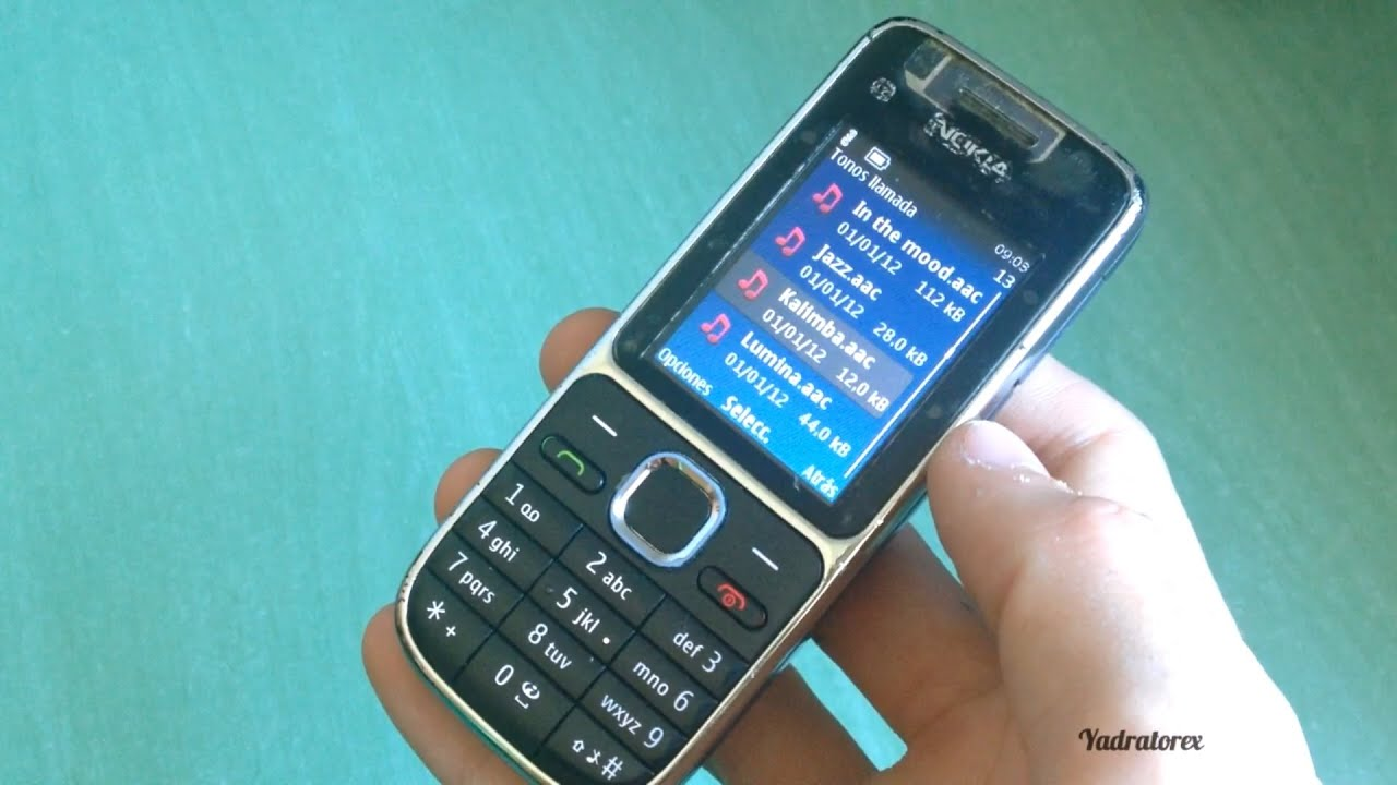 Deep gadgets theme for nokia c2-01 & x2 – themereflex.
