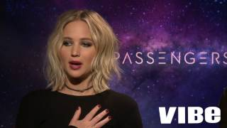 Jennifer Lawrence and Chris Pratt Talk Dating And Changing The World