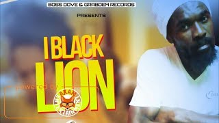 IBlack Lion - Love Complications - September 2017
