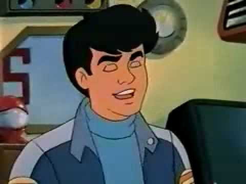 The New Adventures of Speed Racer Clip 2