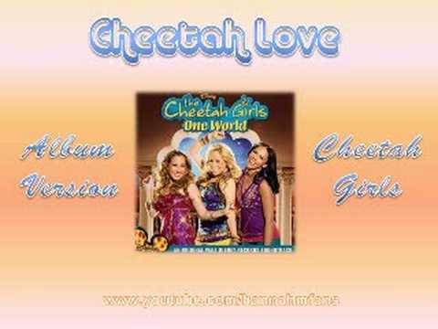01 Cheetah Love - Cheetah Girls: One World [Full CD Version]