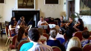Mendelssohn: Octet in E-flat Major, Op. 20 - I. Allegro moderato ma con fuoco