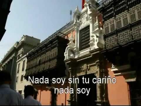 Nada soy - Los Kipus (Peru Karaoke)