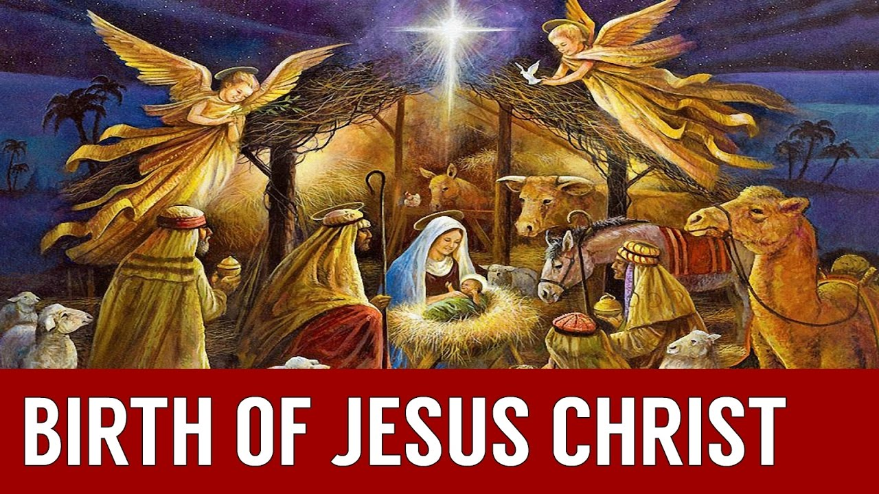 Merry Christmas - Happy Christmas - Birth of Jesus Christ - Ben-Hur ...