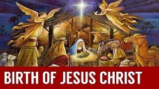 Merry Christmas - Happy Christmas - Birth of Jesus Christ - Ben-Hur