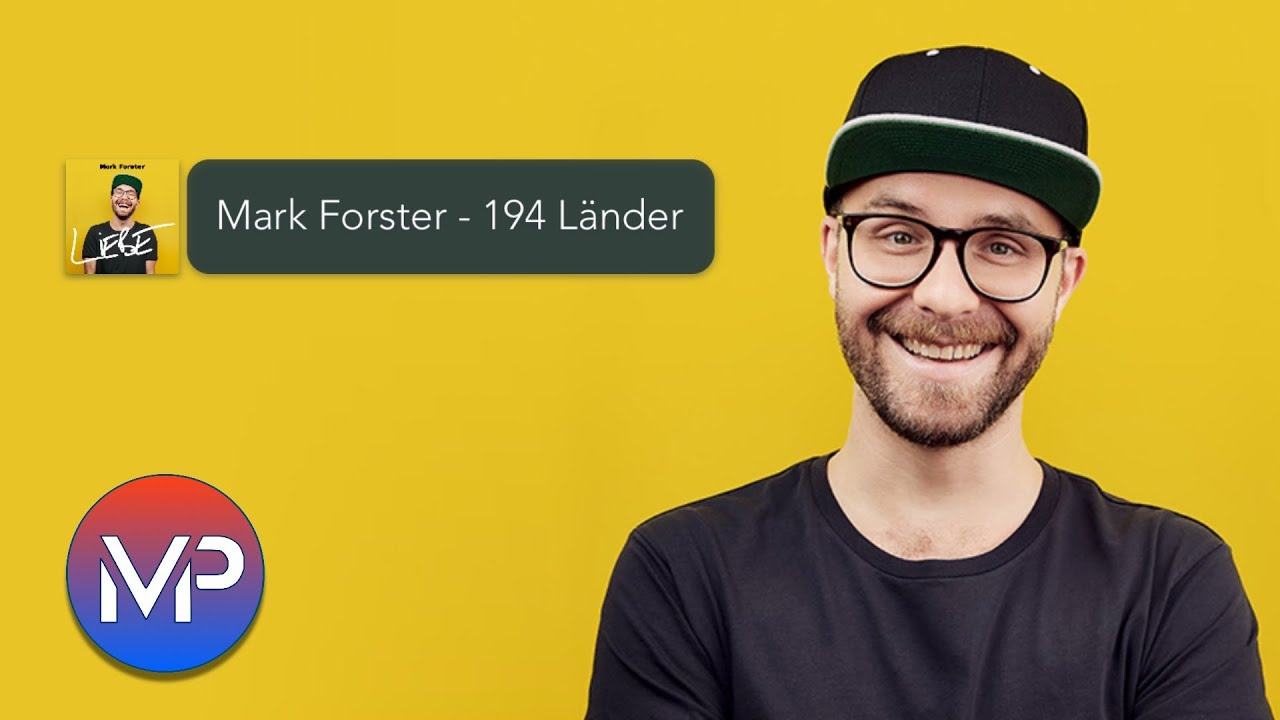 Mark Forster Playlist