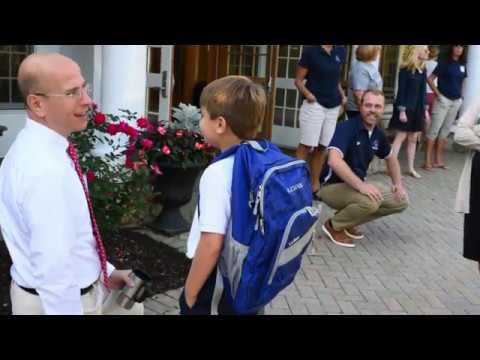 Ridgefield Academy - First Day of School