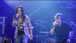 Скачать Louna Feat Тэм Lumen Кому веришь ты Live 2011