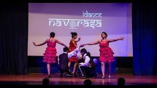 iDance Navarasa - SALSA Choreo (Shringara Rasa)