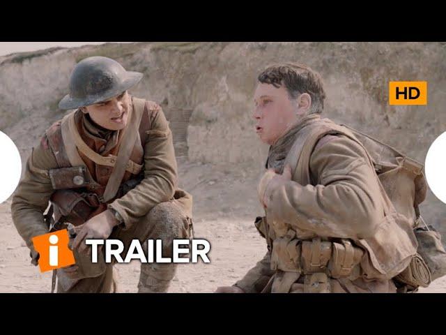 1917 – Trailer Final Legendado