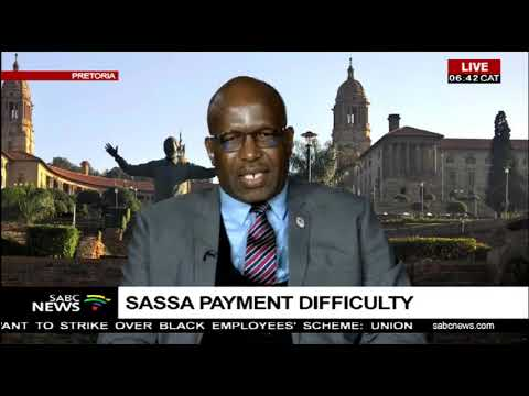 SASSA social grant payment difficulty: Abraham Mahlangu - Part 1