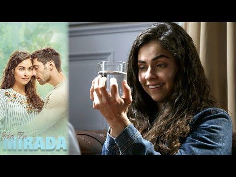 Marina comienza a ver | Sin tu mirada - Televisa