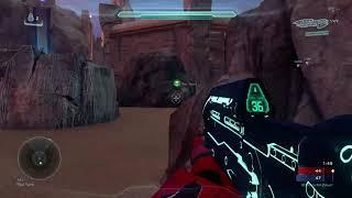 Halo 5 Guardians: Refuge - Slayer (720p HD) Gameplay