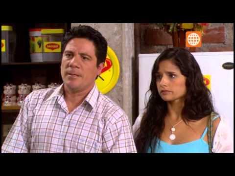 Reyna Pachas se entera quien es Monserrat