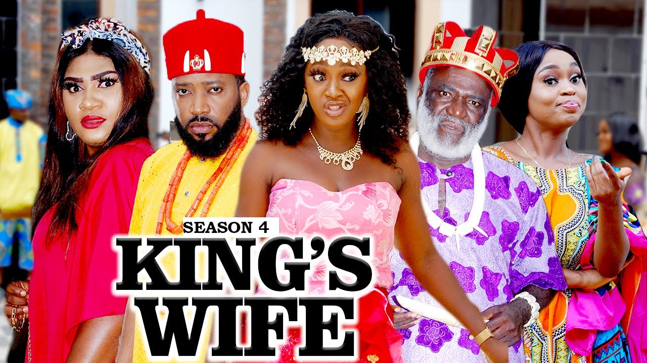 Download KING'S WIFE 4 - 2020 LATEST NIGERIAN NOLLYWOOD MOVIES