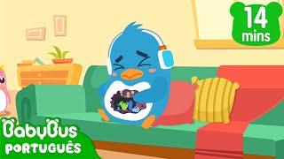 Kiki VS Germes do Mal   Os Germes Estão Chegando   Historinhas e Músicas Infantis   BabyBus