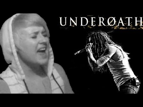 Underoath - A Boy Brushed Red, Living in Black And