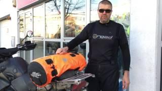 Vízálló csomagszállító táskák a Kappától - Onroad.hu