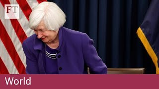 Janet Yellen's legacy at the Fed | World