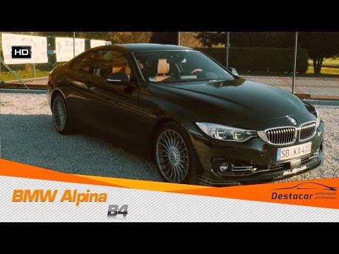 Тест-драйв / Обзор Alpina B4