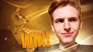 FORTNITE WINNEN MET NEDERLANDS TENUE!!