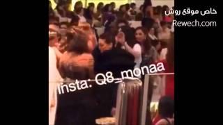 أحلام ترقص وتقبل رأس محمد عبده في زفاف الصباح والخرافي