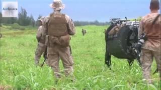 """Робот """"Boston Dynamics"""" в бою! Озвучка (много мата)"""