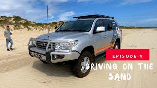 Beach Driving, SOUTH AUSTRALIA Ep.4