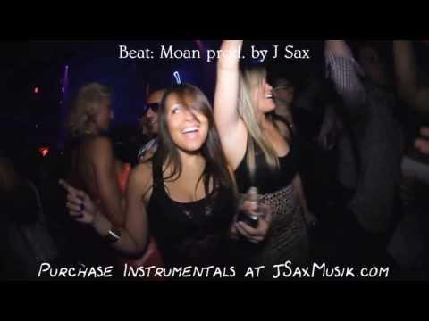 Moan instrumental  beat
