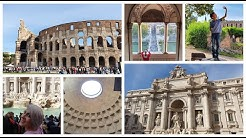 ВЛОГ: Нашата кратка семейна екскурзия до Рим