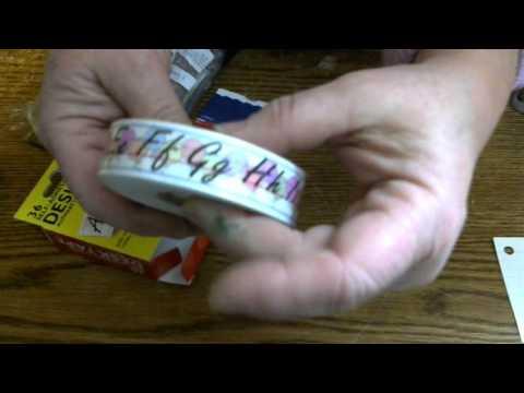 MAKE AN OFFER PLEASE ** SCRAPLADY'S STASH DE-STASH GARAGE SALE VIDEO #14 (12/5-12/10)