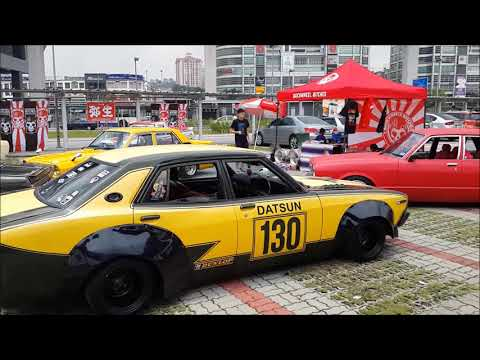Malaysia Fusty Car Fiest 2018 @ IOI Mall