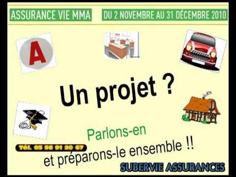 Assurance Vie MMA - Bonus double effet - SUBERVIE ASSURANCES Bordeaux