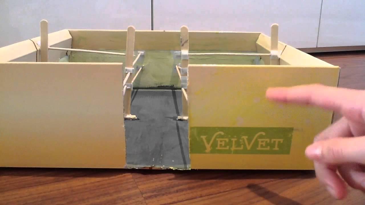 Как из картона сделать конюшню фото 341