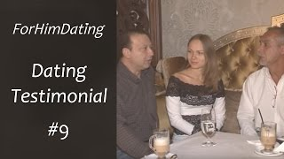 From a Romance tour to a matchmaker - testimonial #9