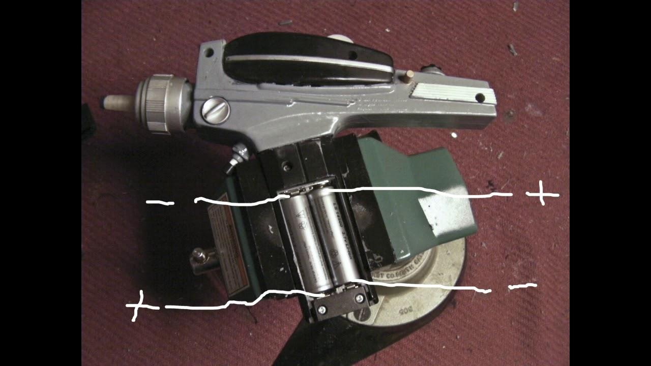 NDB7875 3 2 watt diode laser vs the 6+ watt NUBM 44 81 laser