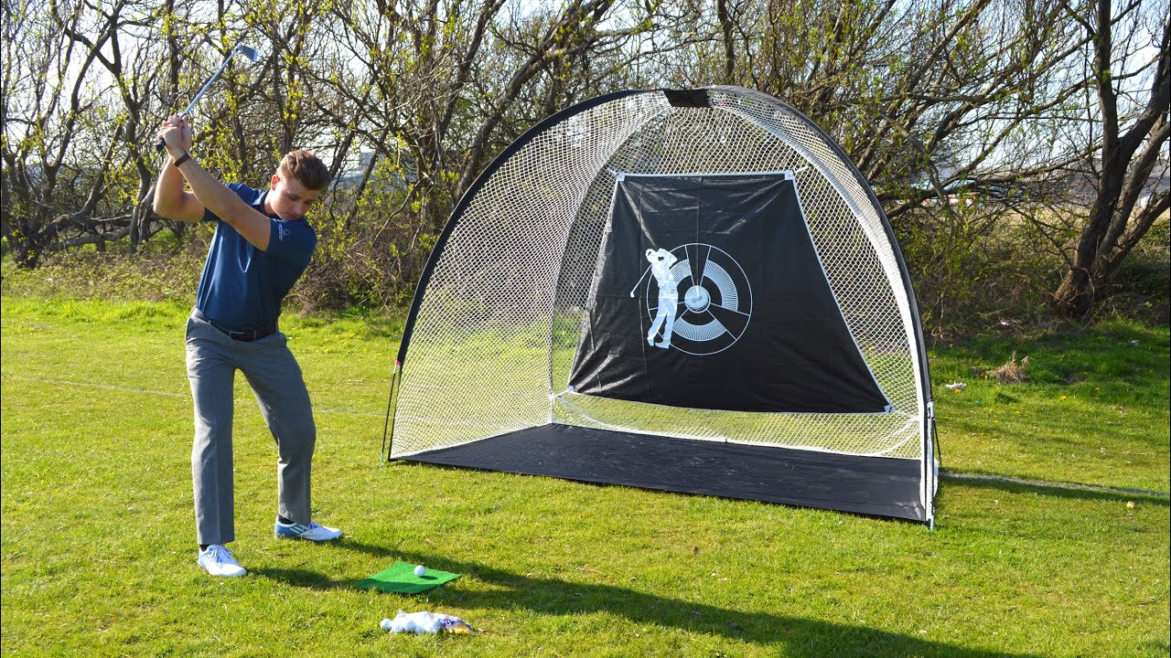Delicieux Super Size Golf Driving Net By Links Choice