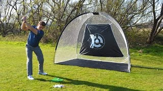 Super Size Golf Driving Net by Links Choice