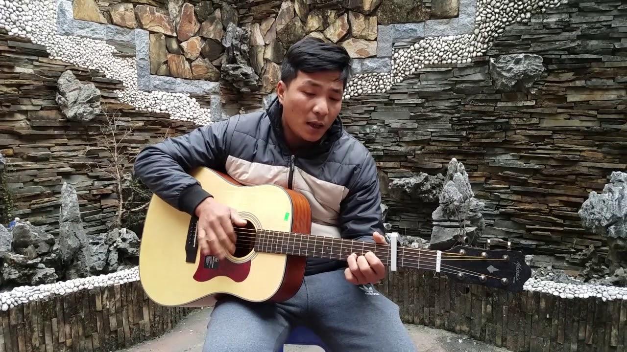 Ngô Núi Cover Guitar Buồn Của Anh (K-ICM x Đạt G x Masew)