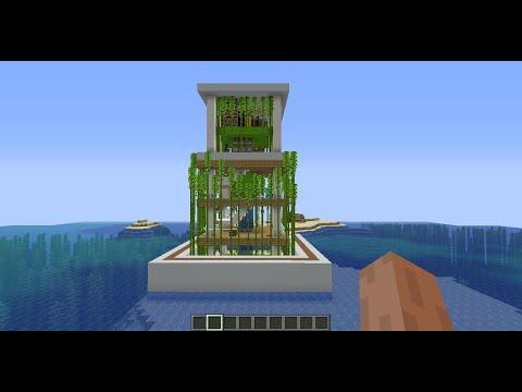 #3 SeaSide Villa | How to build a Modern Beach House Tutorial | Minecraft