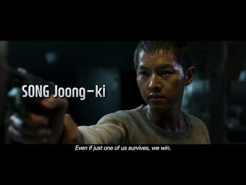 [THE BATTLESHIP ISLAND] Official Main Trailer w/ English Subtitles