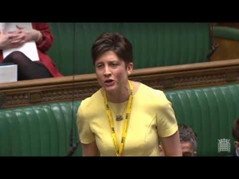 Alison Thewliss MP - Cabinet Office Questions - 21/02/2018