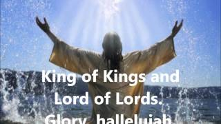 King of Kings and Lord of Lords with subtitles
