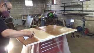 Custom Metal Work Bench/shop Storage - Part 1