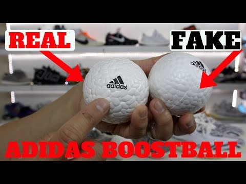 9a4aec3701121 FAKE BOOST BALL VS REAL BOOST BALL - YouTube